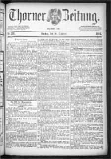 Thorner Zeitung 1884, Nro. 238
