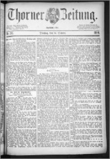 Thorner Zeitung 1884, Nro. 241
