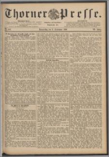 Thorner Presse 1888, Jg. VI, Nro. 209