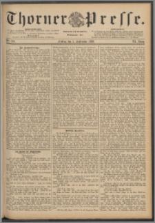Thorner Presse 1888, Jg. VI, Nro. 210