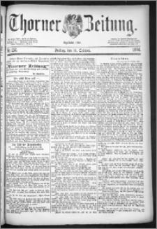 Thorner Zeitung 1884, Nro. 256
