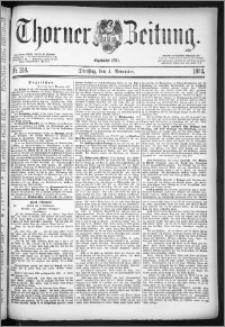 Thorner Zeitung 1884, Nro. 259