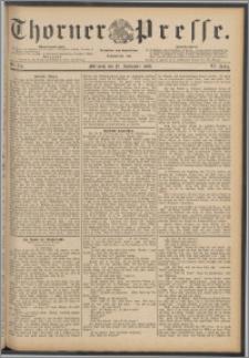 Thorner Presse 1888, Jg. VI, Nro. 214