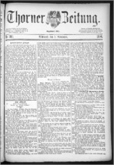 Thorner Zeitung 1884, Nro. 260