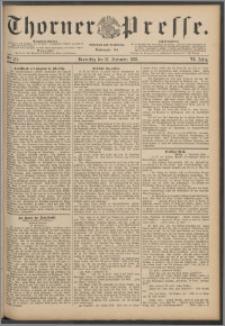 Thorner Presse 1888, Jg. VI, Nro. 215