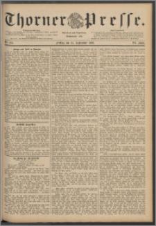 Thorner Presse 1888, Jg. VI, Nro. 216