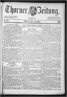 Thorner Zeitung 1884, Nro. 284