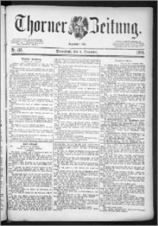 Thorner Zeitung 1884, Nro. 287