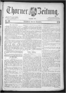 Thorner Zeitung 1884, Nro. 299