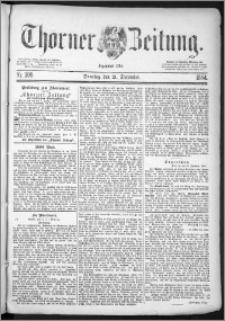 Thorner Zeitung 1884, Nro. 300 + 1. Beilage, 2. Beilage