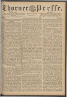 Thorner Presse 1888, Jg. VI, Nro. 217