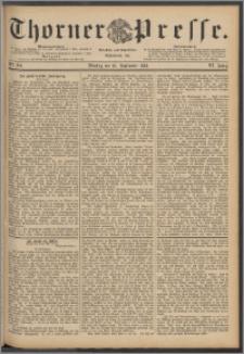 Thorner Presse 1888, Jg. VI, Nro. 219