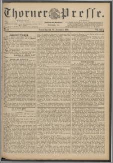 Thorner Presse 1888, Jg. VI, Nro. 221