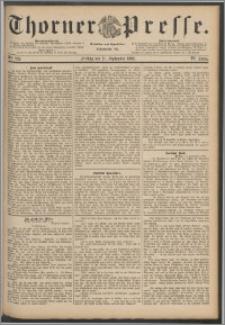 Thorner Presse 1888, Jg. VI, Nro. 222