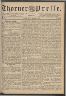 Thorner Presse 1888, Jg. VI, Nro. 224 + Beilage