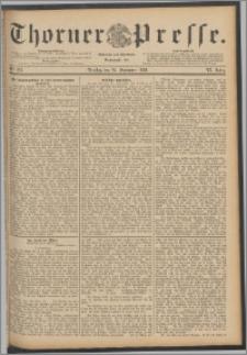 Thorner Presse 1888, Jg. VI, Nro. 225