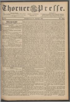Thorner Presse 1888, Jg. VI, Nro. 229