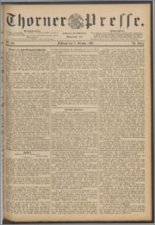 Thorner Presse 1888, Jg. VI, Nro. 232