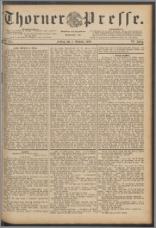Thorner Presse 1888, Jg. VI, Nro. 234