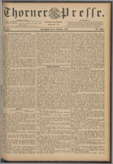 Thorner Presse 1888, Jg. VI, Nro. 235