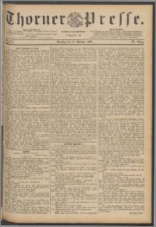 Thorner Presse 1888, Jg. VI, Nro. 243