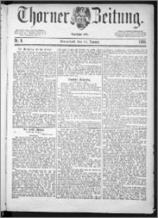 Thorner Zeitung 1885, Nro. 8