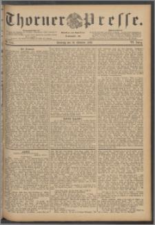 Thorner Presse 1888, Jg. VI, Nro. 248 + Beilage