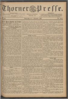 Thorner Presse 1888, Jg. VI, Nro. 257