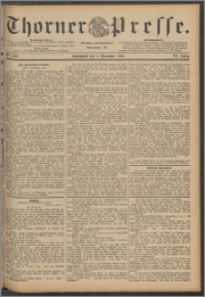 Thorner Presse 1888, Jg. VI, Nro. 259