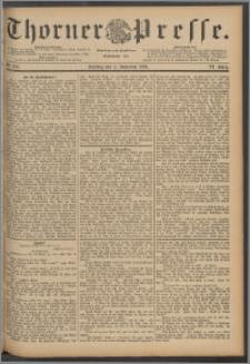 Thorner Presse 1888, Jg. VI, Nro. 260