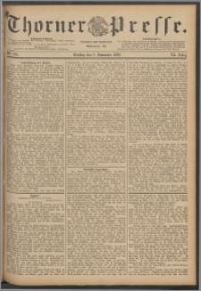 Thorner Presse 1888, Jg. VI, Nro. 261