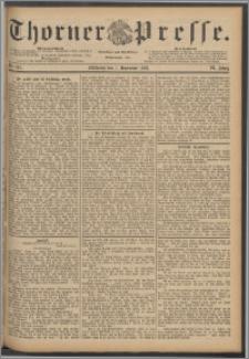 Thorner Presse 1888, Jg. VI, Nro. 262