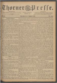 Thorner Presse 1888, Jg. VI, Nro. 263
