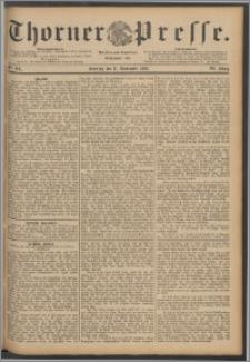 Thorner Presse 1888, Jg. VI, Nro. 266 + Beilage