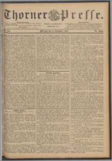 Thorner Presse 1888, Jg. VI, Nro. 268