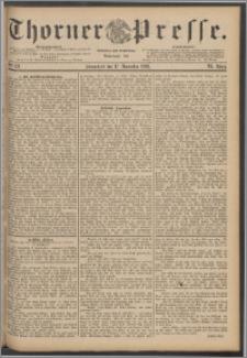Thorner Presse 1888, Jg. VI, Nro. 271