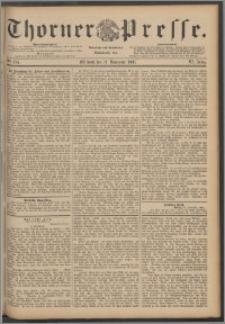 Thorner Presse 1888, Jg. VI, Nro. 274
