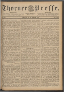 Thorner Presse 1888, Jg. VI, Nro. 275