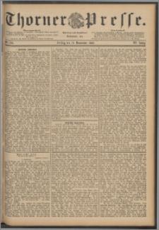 Thorner Presse 1888, Jg. VI, Nro. 276