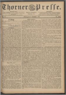Thorner Presse 1888, Jg. VI, Nro. 278