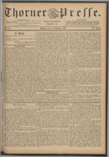 Thorner Presse 1888, Jg. VI, Nro. 279