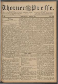 Thorner Presse 1888, Jg. VI, Nro. 281