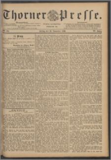 Thorner Presse 1888, Jg. VI, Nro. 282