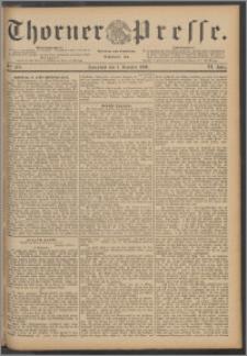 Thorner Presse 1888, Jg. VI, Nro. 283