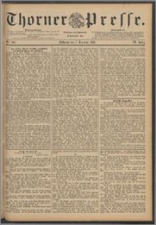 Thorner Presse 1888, Jg. VI, Nro. 286