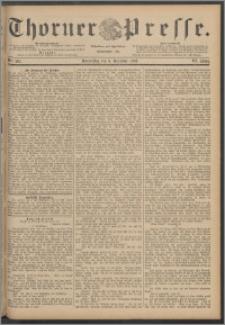 Thorner Presse 1888, Jg. VI, Nro. 287