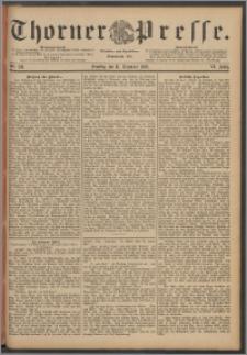Thorner Presse 1888, Jg. VI, Nro. 291