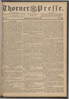 Thorner Presse 1888, Jg. VI, Nro. 293