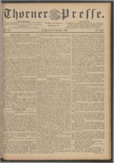 Thorner Presse 1888, Jg. VI, Nro. 294