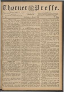 Thorner Presse 1888, Jg. VI, Nro. 296 + Beilage